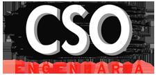 CSO Engenharia: Logomarca